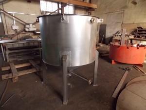 Бункер с теплоизоляцией