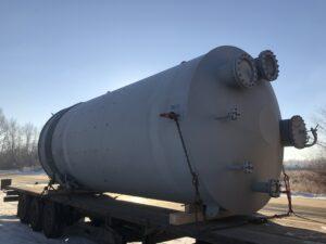 Аппарат емкостной вертикальный V-40 м3