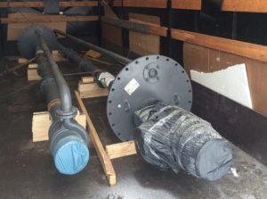 Насосный агрегат полупогружной НВ-Д-1М
