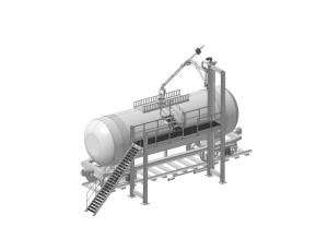 Оборудование слива-налива